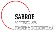 Tømrer & Snedkerfirma, SABROE Multibyg ApS logo